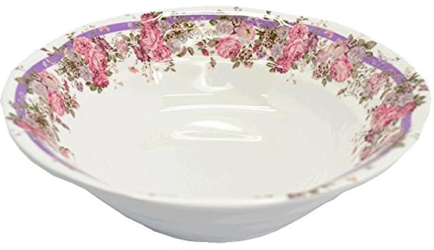 おばあさんリスはちみつロイヤルアーデン 『メラミン食器』 ボウル グラシアローズ 57238