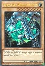 yu-gi-oh Blue-Eyes White Dragon (Version 3) - LCKC-EN001 - Ultra Rare - 1st Edition - Legendary Collection Kaiba Mega Pack (1st Edition)