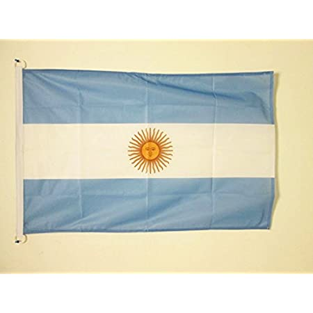 Az Flag Argentina Nautical Flag 18 X 12 Argentine Flags 30 X 45 Cm Banner 12x18 In For Boat Garden Outdoor