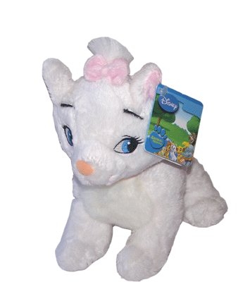 Peluche Chat Marie 37 cm aristochats