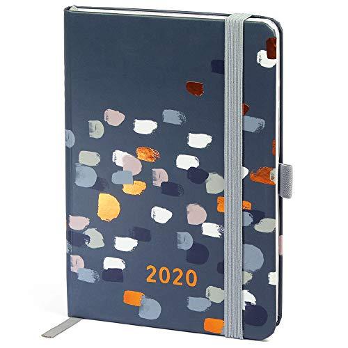 Agenda 2020 Boxclever Press Perfect Year A6 (IN INGLESE). Agenda settimanale 2020 con 12 mesi Gen - Dic 2020. Bellissimo diario con pagine di riepilogo mese, spazio per note e liste delle cose da fare