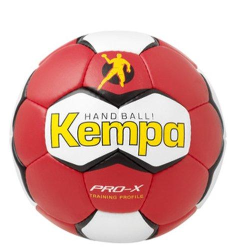 Kempa Ball Pro X Training Profile, rot/Weiss/schwarz, 3, 200185601
