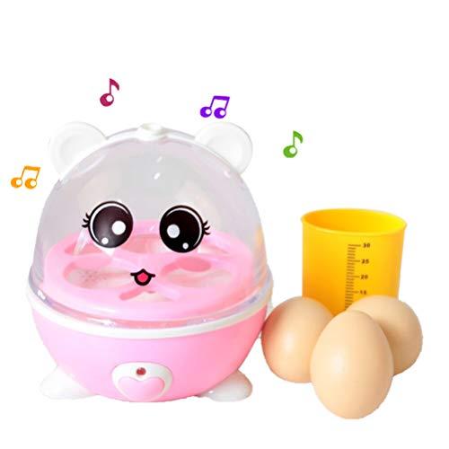 Yuciya Kinderküchenspielzeug, Kinderküchenspielzeugküchen Tun So, Als Würden Sie Spielzeug Eierkocher Spielen Kinder Eierkocher Lebensmittel Rollenspiel Spielzeug Küchenkochgeschirr