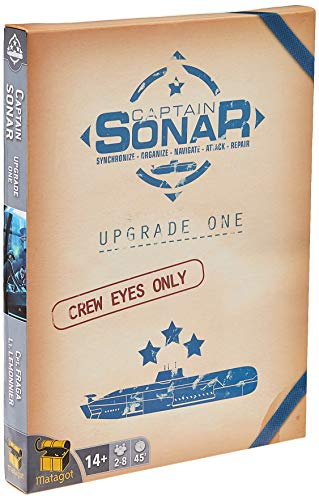 Matagot MTGC4056 Captain Sonar: Upgrade 1