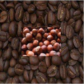SABOREATE Y CAFE THE FLAVOUR SHOP Café en grano Natural 100% Arábica Aromatizado Sabor Avellana 1Kilogramo
