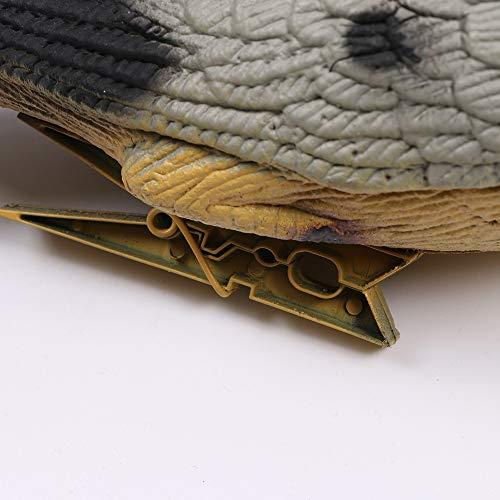 XBD-YOUER, Realista Espuma Tiro con Arco 3D Paloma Señuelo Flecha Objetivo Animal Práctica de Tiro Caza Cebo Suministros - Duradero/Ligero (1pc) (Color : Amarillo)