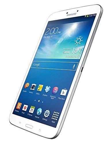 Samsung Galaxy Tab 3 7.0 Lite Wi-Fi 17,8 cm (7 Zoll) Tablet-PC (Dual Core Prozessor, 1,2GHz, 1GB RAM, 8GB HDD, Android 4.2) Creme/weiß Europäische Version