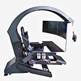 IW-320 Imperator Works Brand Gaming Chair Computer Chair for Office and Home for Triple Monitor