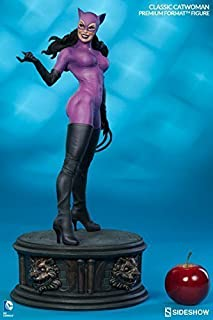 Sideshow DC Comics Collectibles Classic Catwoman Premium Format Figure Statue