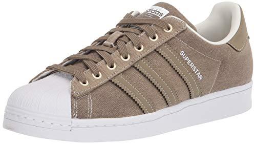 Adidas Superstar Foundation, Zapatillas de Baloncesto para Hombre Gris Size: 48 2/3 EU