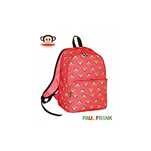 4167rswOgBL. SS300  - Mochila Paul Frank Julius roja