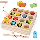 montessori toys for 1 2 3 4 5 year old kids toddlers, preschool educational toys gifts for 1-3 year