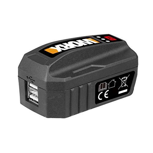 Worx WA4009 Powerbank/Cargador portátil para baterías 20V