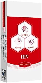 HIVセルフテスト-唾液および血液のホームテストのクイックチェックホームテストの組み合わせテストストリップキット,saliva