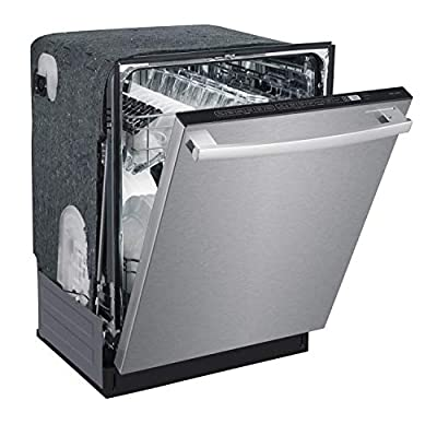 SD-6502SS: Energy Star 24? Built-In Stainless Steel Tall Tub Dishwasher w/Smart Wash System & Heated Drying – Stainless