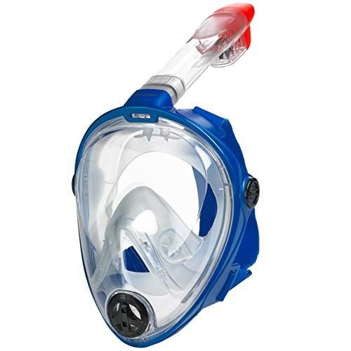 HEAD Sea Vision Full Face Snorkeling Mask, BL-L/XL