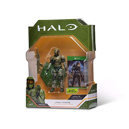 Jazwares WCT Halo Infinite World of Halo UNSC Marine 3.75