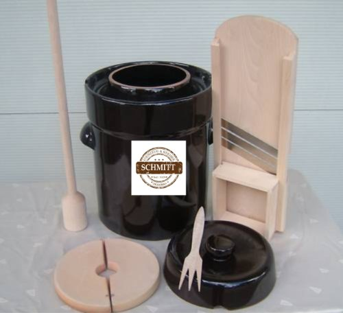 Kit de fermentation MS-Steinzeug