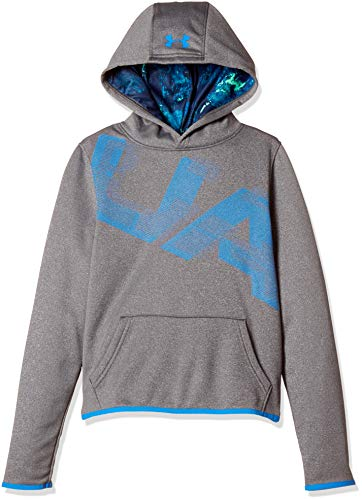 Under Armour Armour Fleece Printed YMD Charcoal Light Heather
