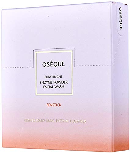 Oseque Silky Bright Enzyme Powder Facial Wash (1g10ea)