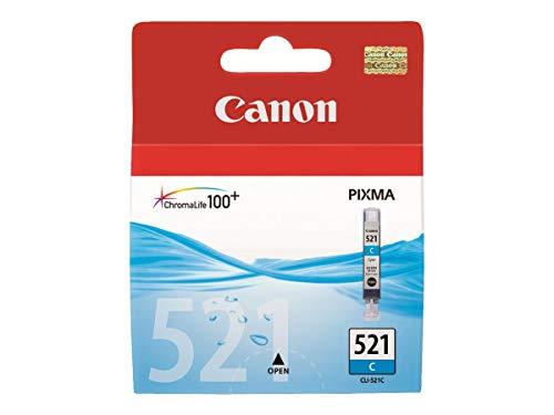 Canon 2934B009 Original Tintenpatronen, Cyan, 1-er Pack