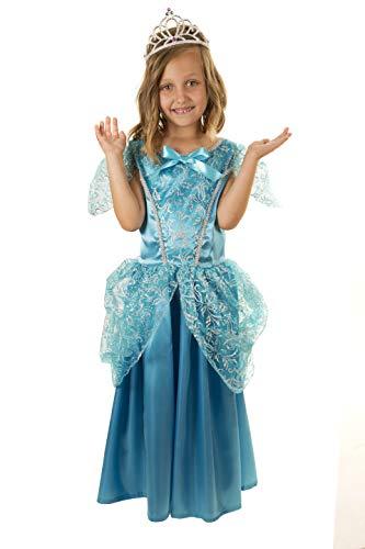 Costumizate! Disfraz de Cenicienta Talla 1-3 Especial para nios Fiestas de Disfraces o Carnaval