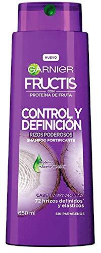crema de rizos fructis fabricante Garnier
