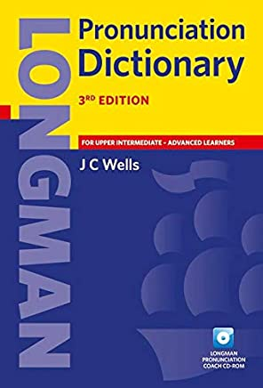 Longman Pronunciation Dictionary, Paper [With CDROM]