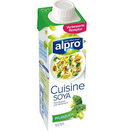 Alpro Soya Cuisine 250ml