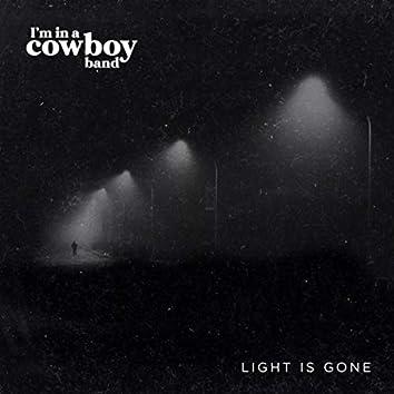 Light Is Gone
