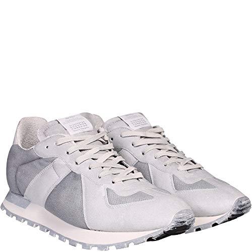 Margiela Maison Replica Runner Sneakers Grigio 8 Grey