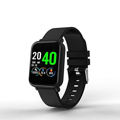 GaLon R6 kleurenscherm, smart armband, touch-type, bluetooth, betaling, hartslagfrequentie, bloeddrukbewaking, stappenteller, sportarmband