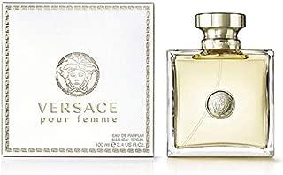 V e r s a c e Signature by V e r s a c e For Women Eau de Parfum Spray 3.4 OZ.
