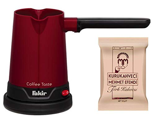 Turkish Greek Cordless Coffee Maker Machine Electric Coffee Pot Ibrik Briki from UK
