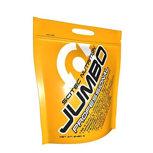 Scitec Nutrition Jumbo Professional Ganador Plátano - 6480 g