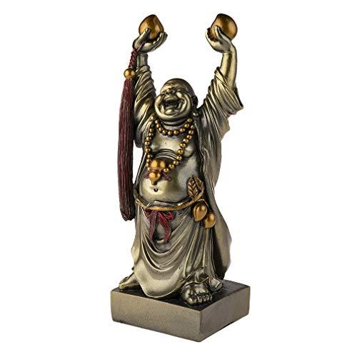 lachineuse - Figura de Buda (símbolo de Salud, longevidad y Felicidad)