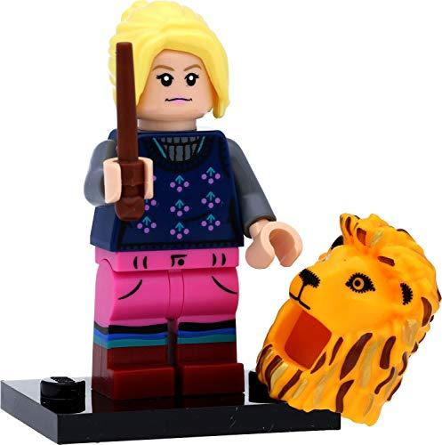 LEGO 71028 -  Figura decorativa de Harry Potter (en caja de regalo),  diseño de luna Lovegood