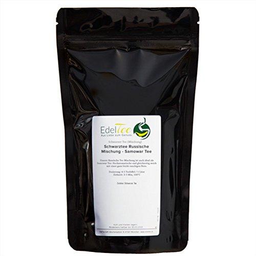 Schwarztee Russische Mischung - Samowar Tee - 250g