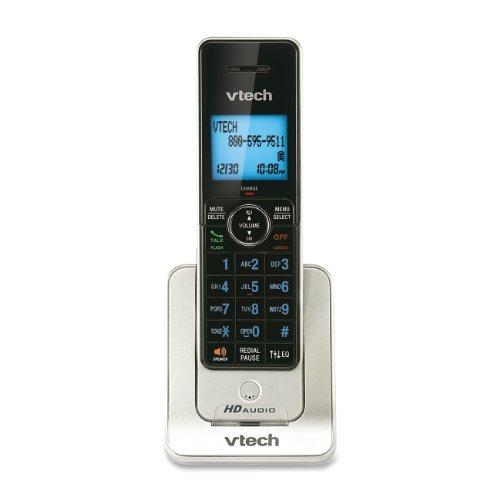 Vtech DECT 6.0 Cordless Handset, Silver/Black (VTELS6405)