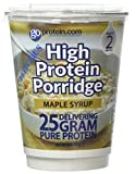High Protein Porridge Maple Syrup (Pack of 10)