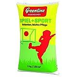 Greenfield Rasensamen Greenline Spiel und Sport 5 kg, grün