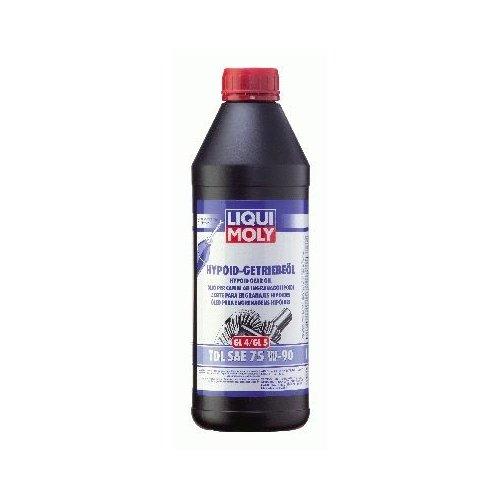 LIQUI MOLY 1407 Hypoid-Getriebeöl TDL SAE 75 W-90 1 L