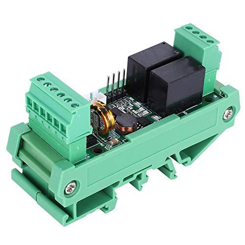 YOPOTIKA Logiksteuerungsmodul Fx2n-6Mr Ws2n-6Mr-S PLC Programmierbare Steuerung 4 Eingang 2 Ausgang 5A Industriesteuerung Zugang