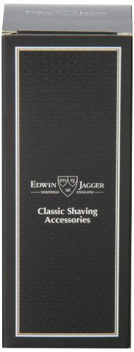 Edwin Jagger Safety Razor Lined Chrome
