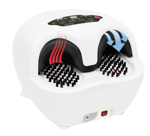 Ucomfy Acupressure with Heat Foot Massager, 23.76 Pound