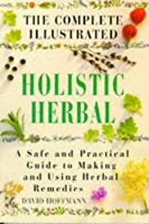 The Holistic Herbal, a recommended wildcrafting book.