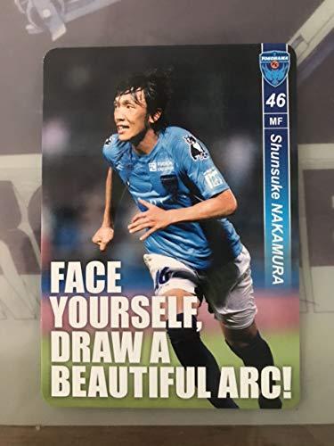 J2横浜FC限定フォトカード 中村俊輔選手 NO.46 ホビーアイテム