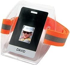 Ergodyne Squids 3386HV High Visibility Arm Band ID/Badge Holder