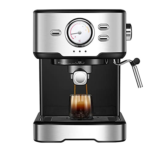 QIOQIO Kaffeemaschine, Separate...