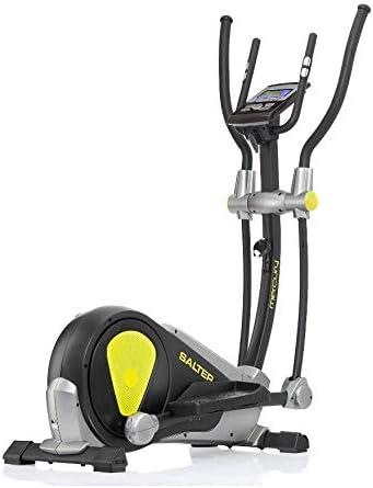 SALTER Mercury - Bicicleta Elíptica, Negro/Gris